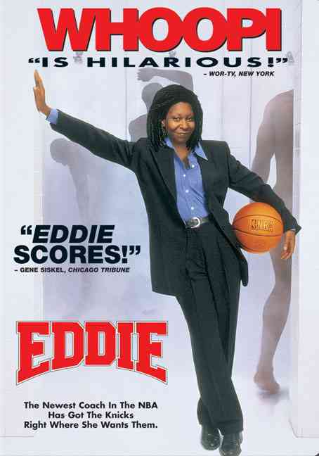 EDDIE BY GOLDBERG,WHOOPI (DVD)